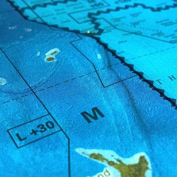 Mixed mapset close up